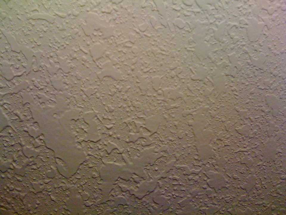 Skip Trouwl Ceiling Houzz Or Spanish Good Diy Textured You Texture Need Houzz Something Is