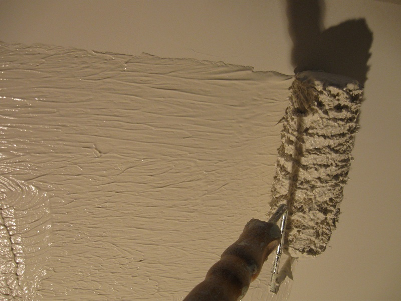 Level 5 Finish How To Roll Skim Drywall